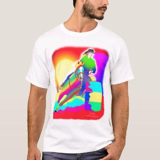 Colorful Barrel Racer T-Shirt