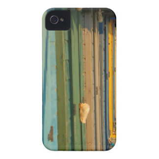 Colorful Beach House Case-Mate iPhone 4 Cases