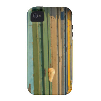 Colorful Beach House Vibe iPhone 4 Cover