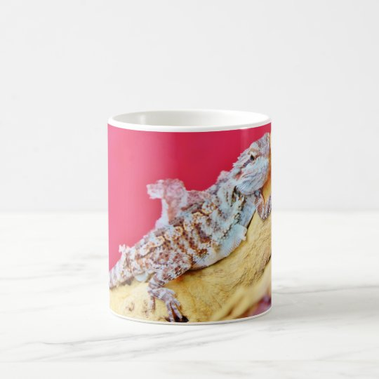 Colorful Bearded Dragon Coffee Mug