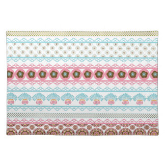 Colorful Beautiful Pattern Unique Gifts for Her Place Mats