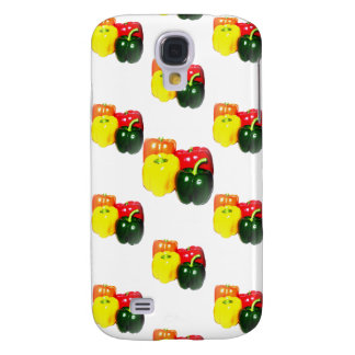 Colorful Bell Peppers Samsung Galaxy S4 Case