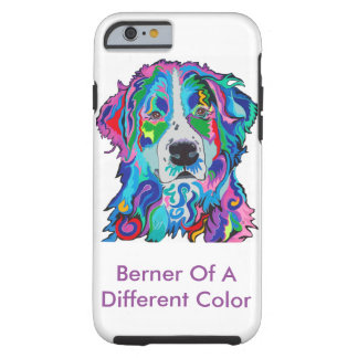 Colorful Bernese Phone Case