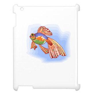 Colorful Betta Fish iPad Covers