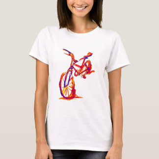 Colorful Bike Designs T-Shirt