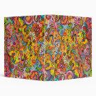 Colorful Binder