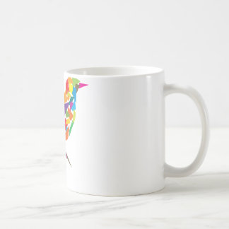 Colorful Bird Coffee Mug