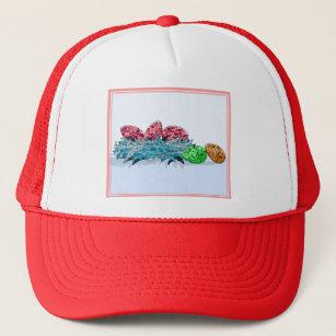 72aa90a8 Birthday Safari Baseball & Trucker Hats   Zazzle