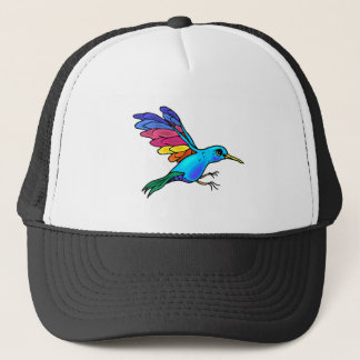 Colorful Bird Hat