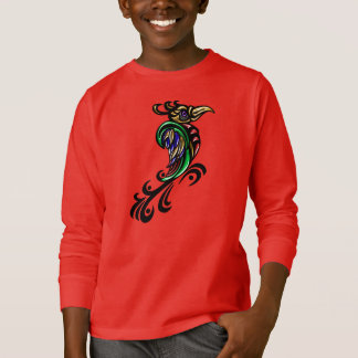 Colorful Bird of Paradise T-Shirt