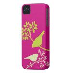 Colorful Birds Custom iPhone Case iPhone 4 Case-Mate Case