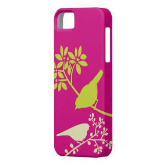 Colorful Birds Custom iPhone Case iPhone 5 Cover