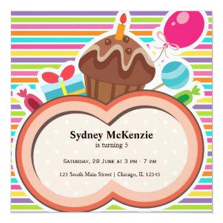 Colorful Birthday Card