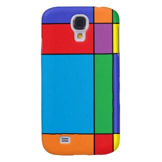 """""""Colorful Blocks"""" HTC Vivid Tough Case"""