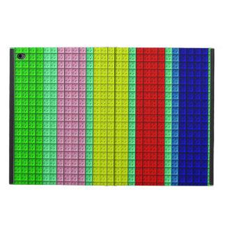 Colorful blocks pattern powis iPad air 2 case