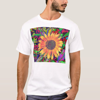 Colorful Blossom, MaineShutterbug 2010 T-Shirt