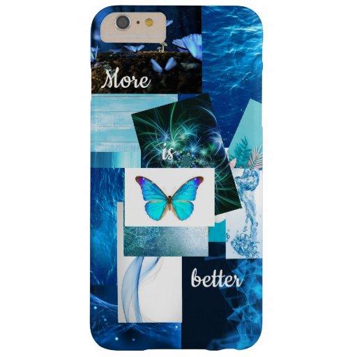 Colorful Blue iPhone / iPad case