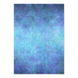 Colorful Blue Purple Watercolor Paper Background Card