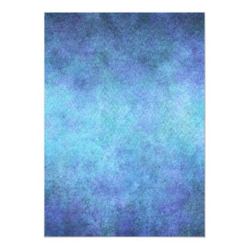 Colorful Blue Purple Watercolor Paper Background Card : Zazzle