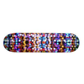 colorful-blurred-lights botek dizzy digital skateboard deck
