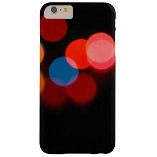 Colorful blurry dreamlike bokeh pattern barely there iPhone 6 plus case