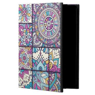 Colorful Bohemian Mandala Patchwork Powis iPad Air 2 Case