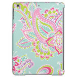 Colorful Bohemian Paisley iPad Air Cases