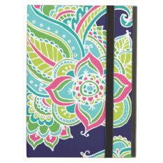 Colorful Bohemian Paisley Ipad Air Cover at Zazzle