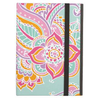 Colorful Bohemian Paisley iPad Covers