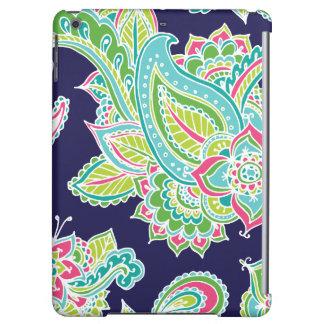 Colorful Bohemian Paisley iPad Air Case
