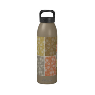 Colorful Bohemian Patchwork Drinking Bottles