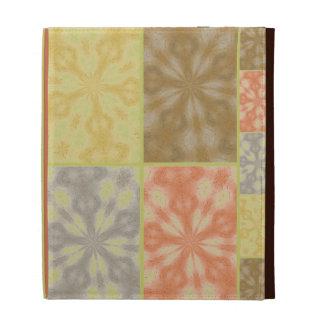 Colorful Bohemian Patchwork iPad Folio Cases