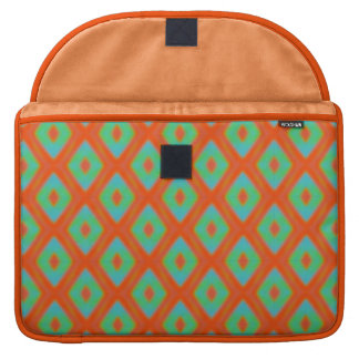 Colorful Bold Diamonds Sleeve For MacBook Pro