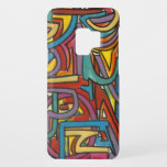 "Colorful Bold Geometric Abstract Modern Art Case-Mate Samsung Galaxy S9 Case<br><div class=""desc"">Samsung Galaxy S9 Phone Case with Colorful Bold Geometric Abstract Modern Art</div>"