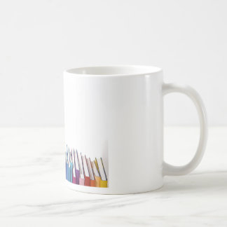 Colorful Books Coffee Mug