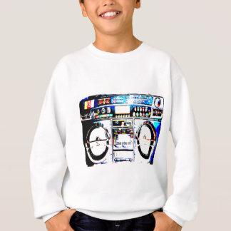 Colorful Boombox Sweatshirt