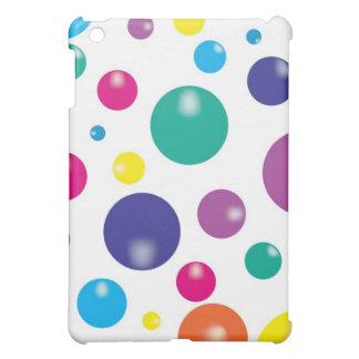 Colorful Bouncing Gumballs iPad Mini Case
