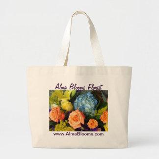 Colorful Bouquet Bag