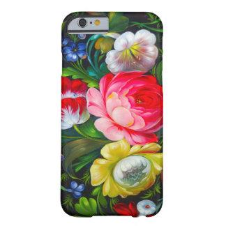 colorful bouquet iPhone 6 case