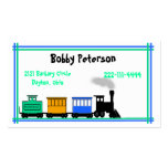 Colorful Boy's calling card Business Card