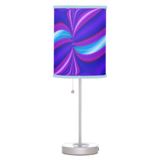 Colorful Bright Modern Abstract Table Lamps