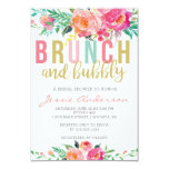 bridal, shower, wedding, colorful, floral,