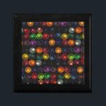 """Colorful Bubble Jewelry Box<br><div class=""""desc"""">Very trendy design.</div>"""