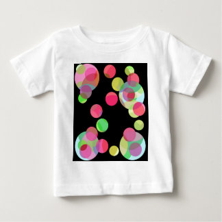 Colorful bubbles baby T-Shirt