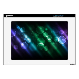 """Colorful Bubbles Skins For 15"""" Laptops"""