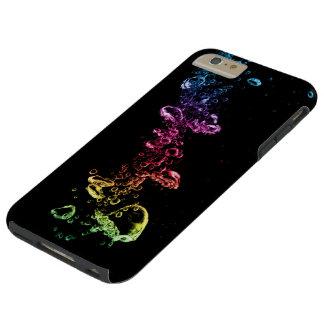 Colorful Bubbles Tough iPhone 6 Plus Case
