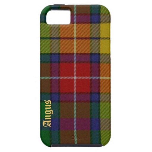 Colorful Buchanan Tartan Plaid iPhone 5 Case