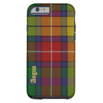 Colorful Buchanan Tartan Plaid iPhone 6 case