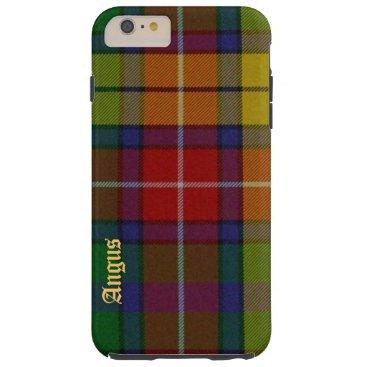 Colorful Buchanan Tartan Plaid iPhone 6 Plus case