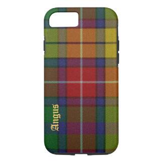 Colorful Buchanan Tartan Plaid iPhone 7 case